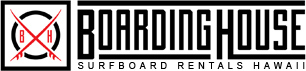 Boarding House - Surfboard Rentals